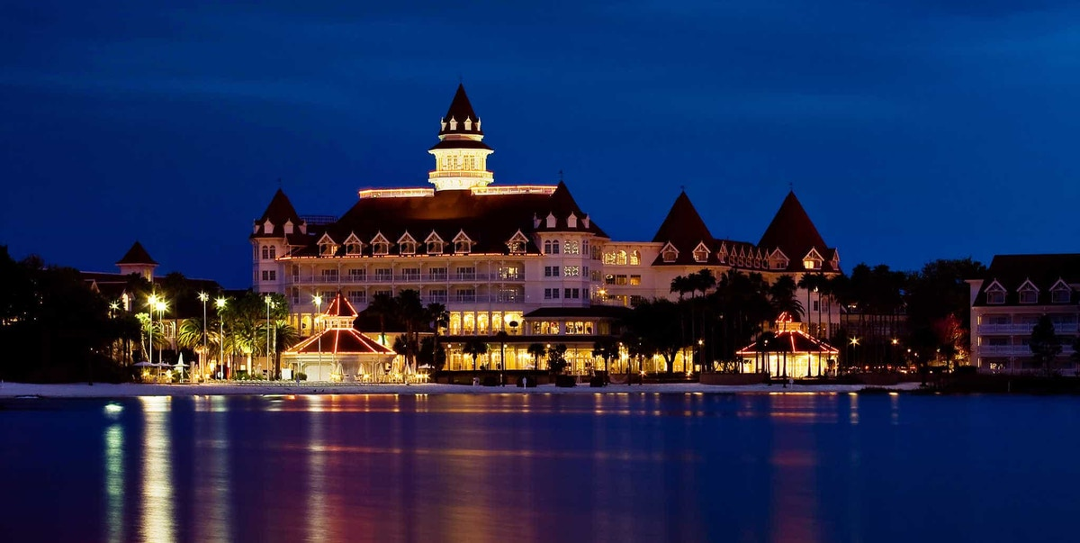 Disney's Grand Floridian Resort & Spa has remained for the most part the same since 1988, with the exception of new lobby floor installed in the last decade.