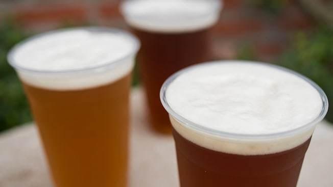 Drinks from Pongu Pongu, Pandora: The World of AVATAR