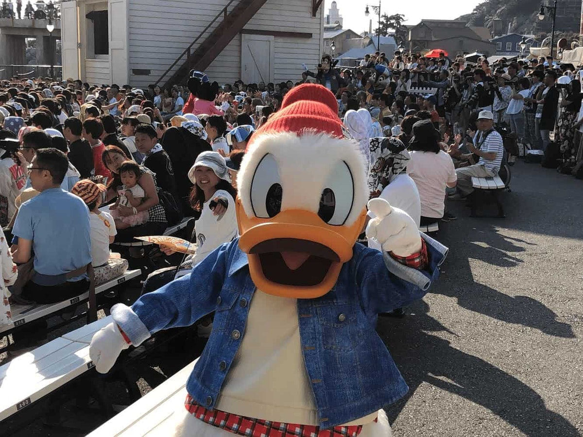 DisneySea Hello, New York Donald by Joshua Meyer