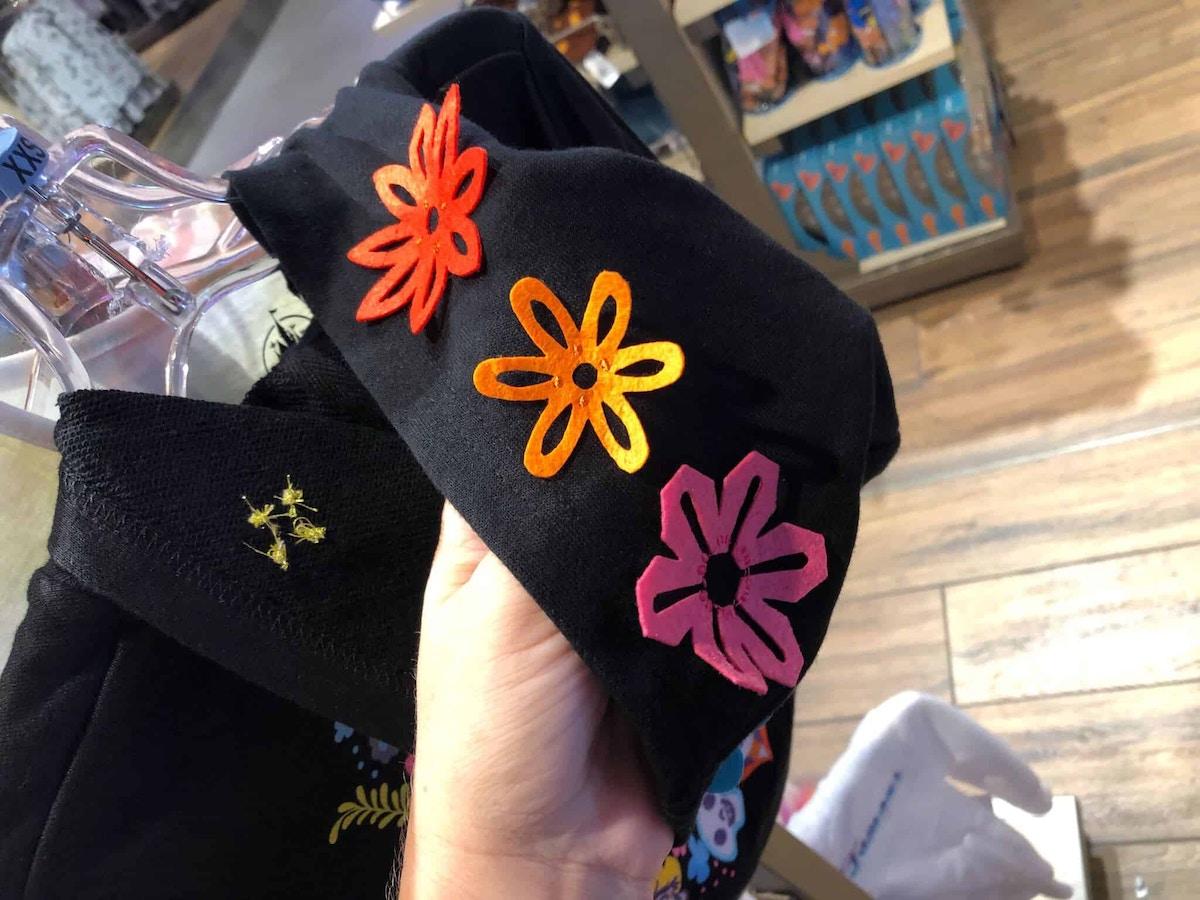 Coco Flower hoodie