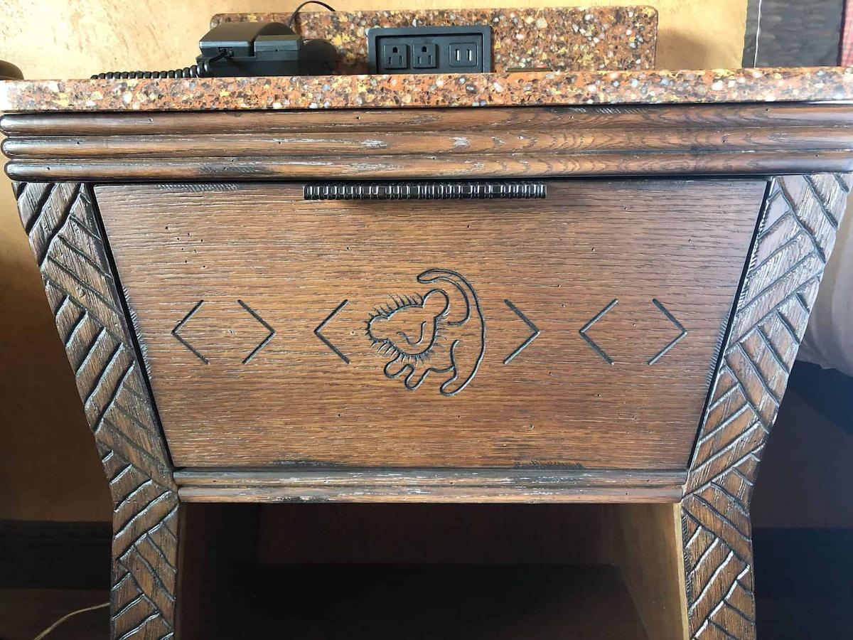 Simba drawer