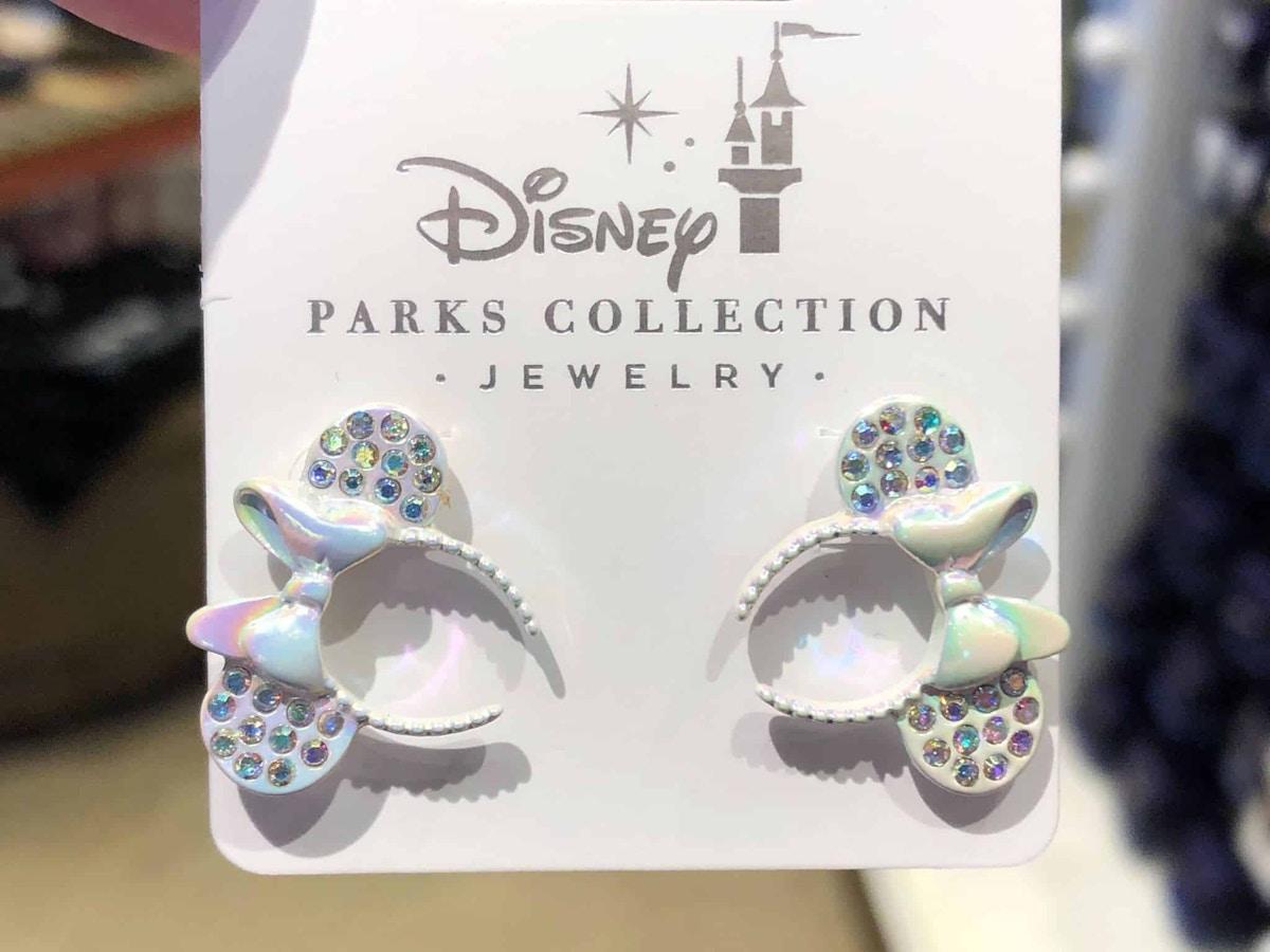 Magic Mirror Minnie Ear Ear Rings