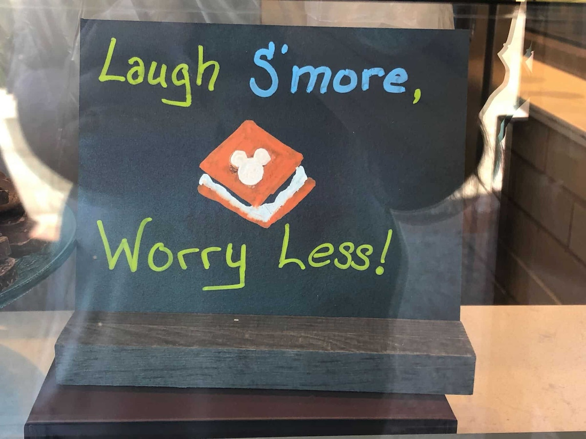 Laugh S'more Worry Less