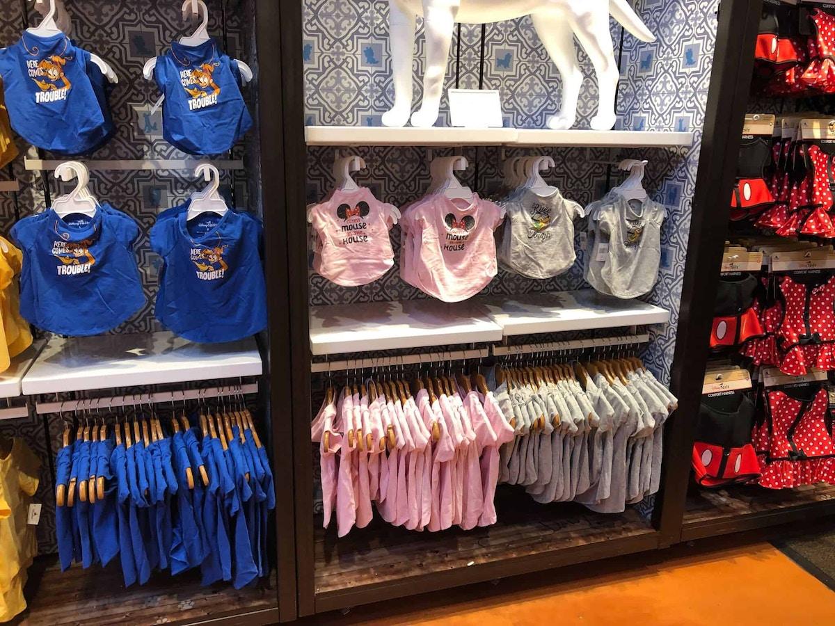 Disney Tails Pet Shirts Disney Springs