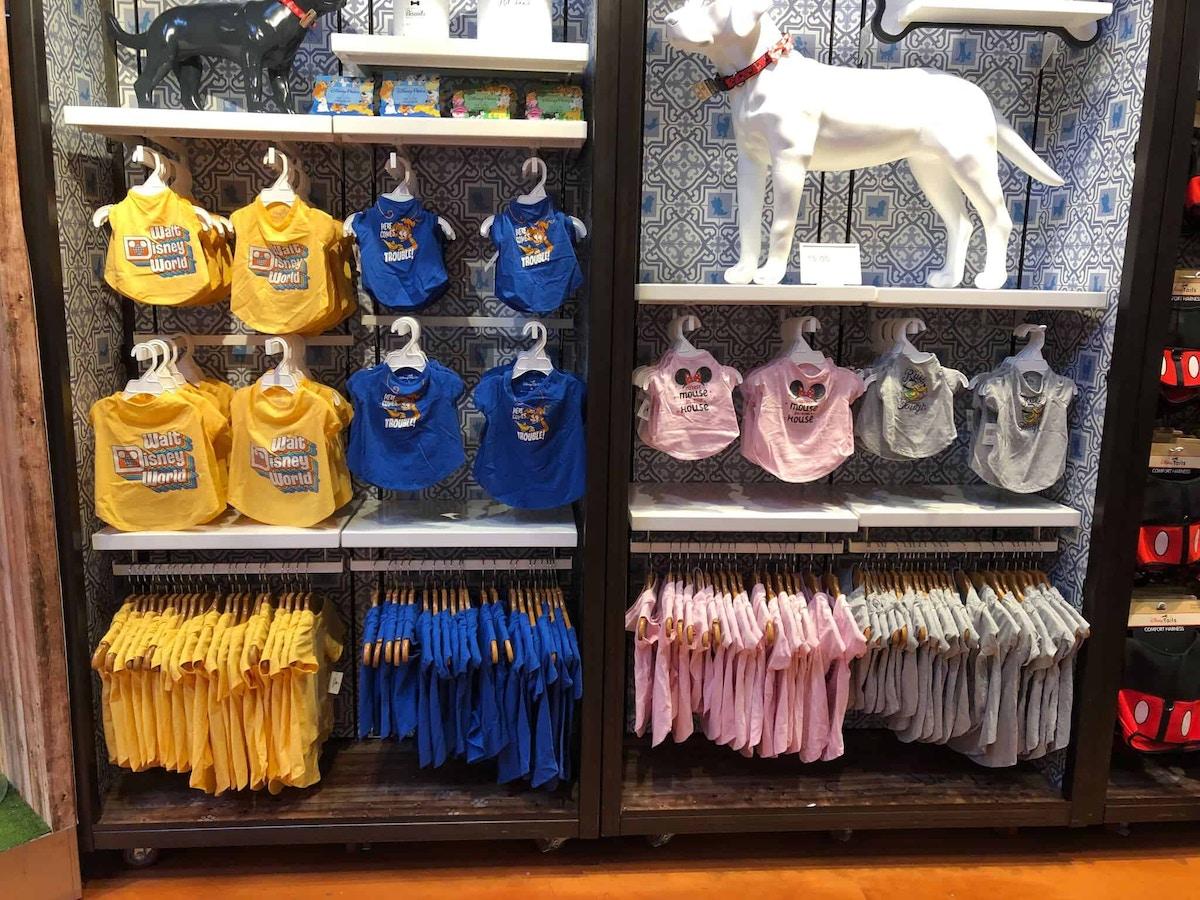 Disney Tails Pet Shirts