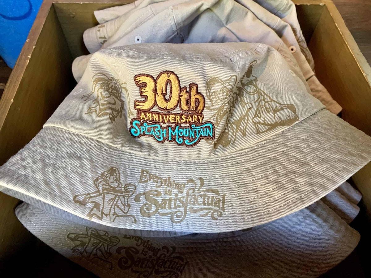 Splash Mountain 30th Anniversary Merchandise Disneyland Resort
