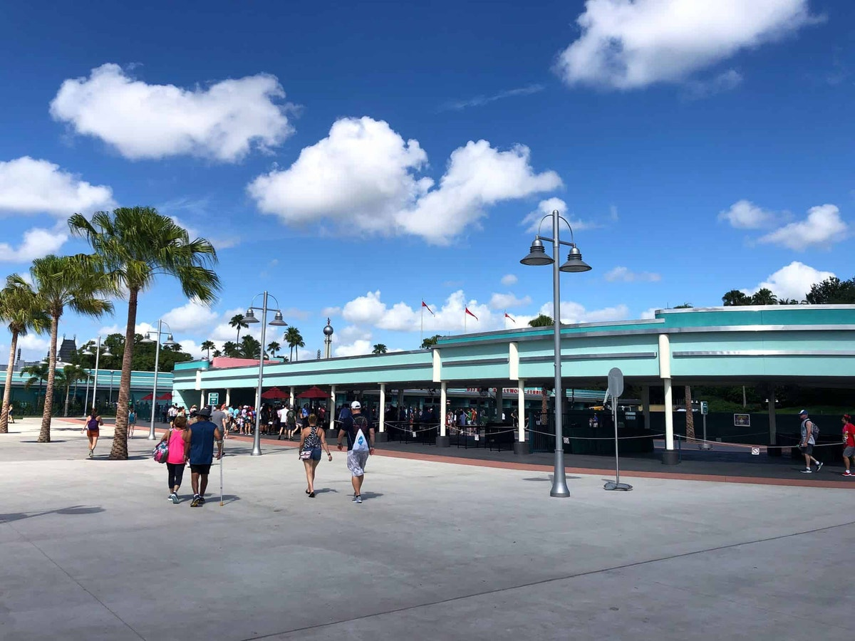 Hollywood Studios Security Construction