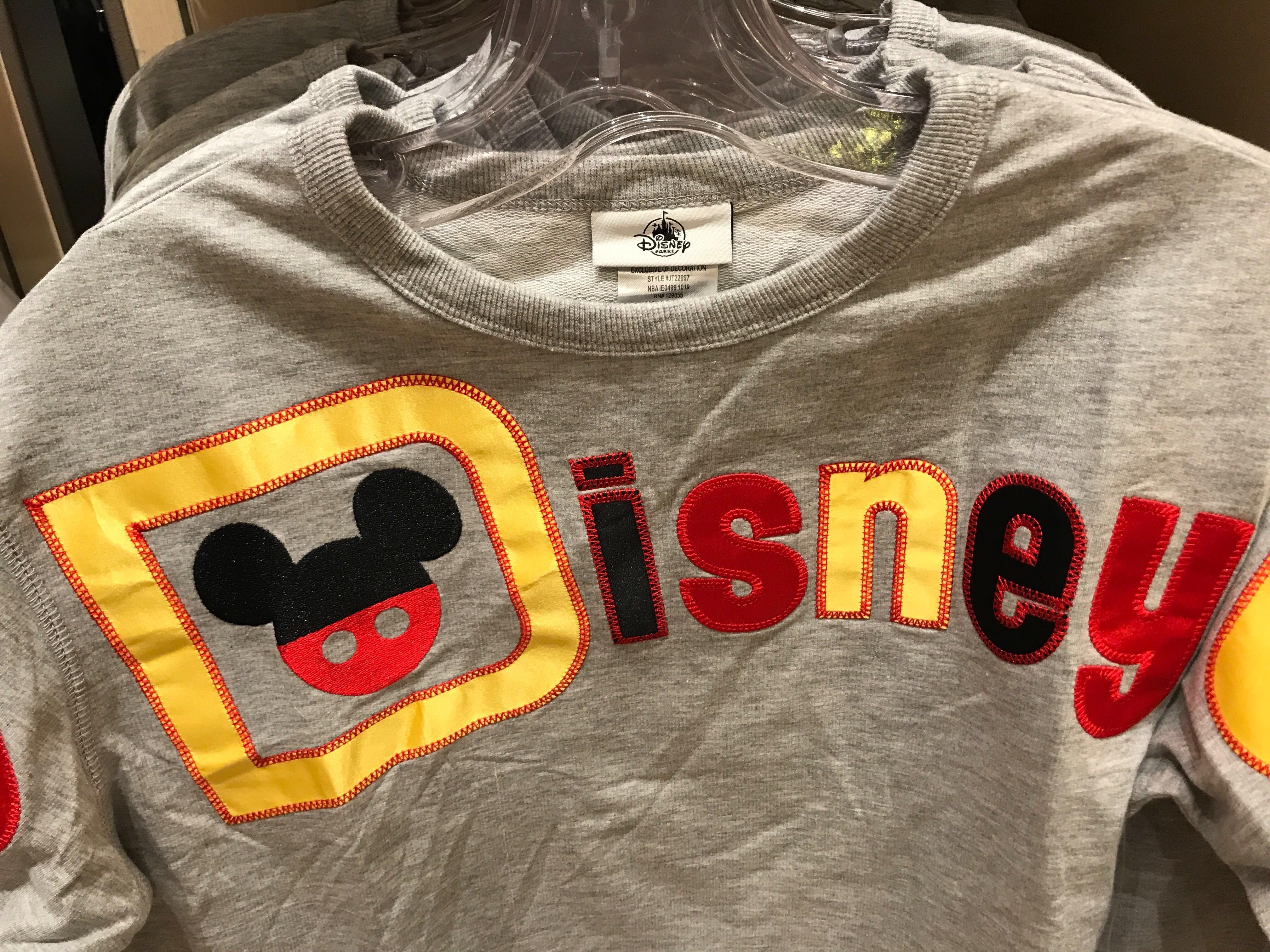 World of Disney Spirit Jerseys December 7 19 5