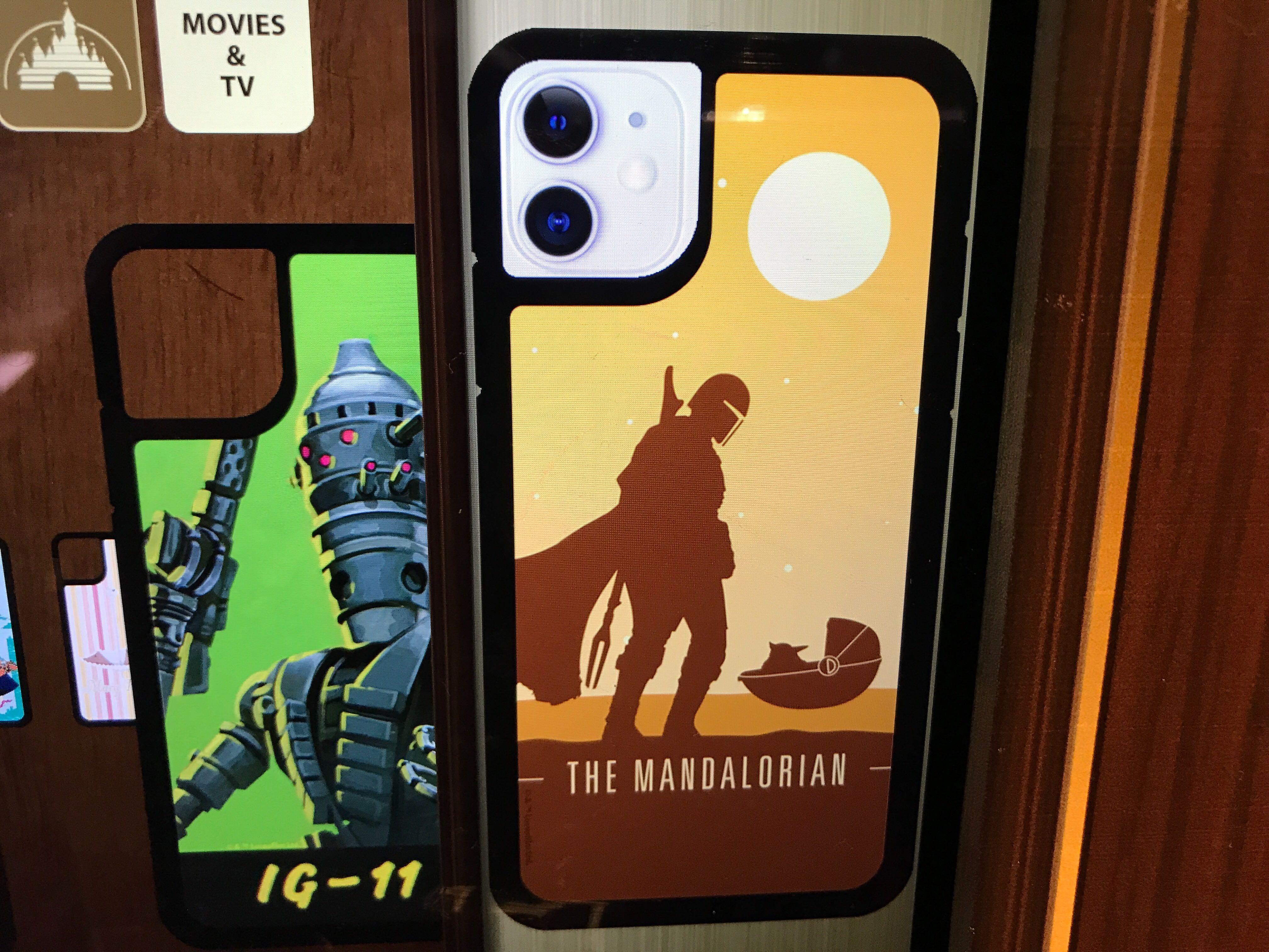 """The Mandalorian"" Phone Case - $29.99"