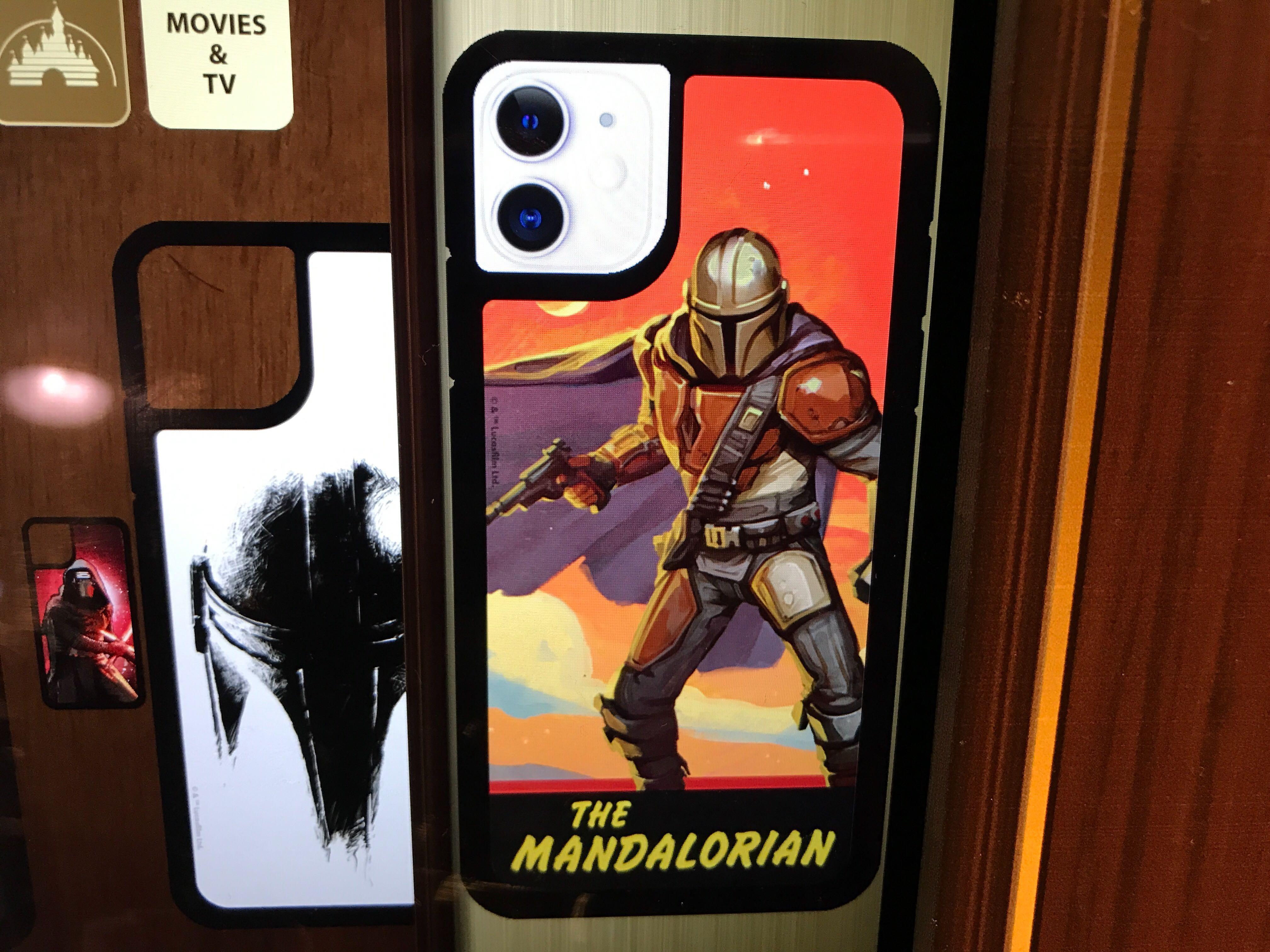 The Mandalorian Phone Case - $29.99