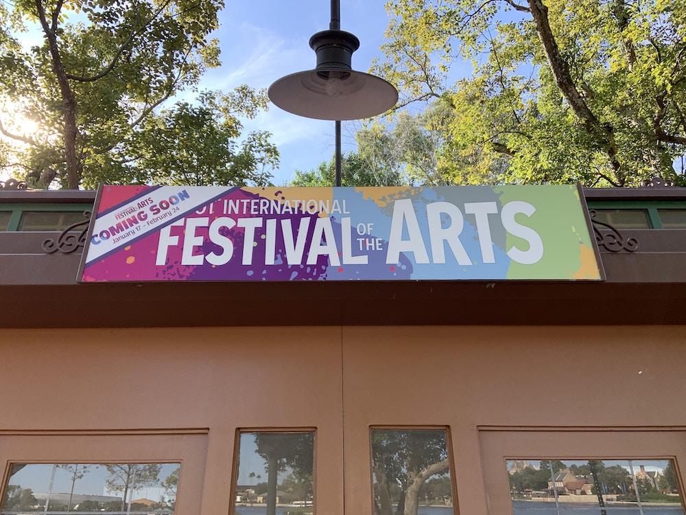 Festival of the Arts prep 2020 1/2/20 1