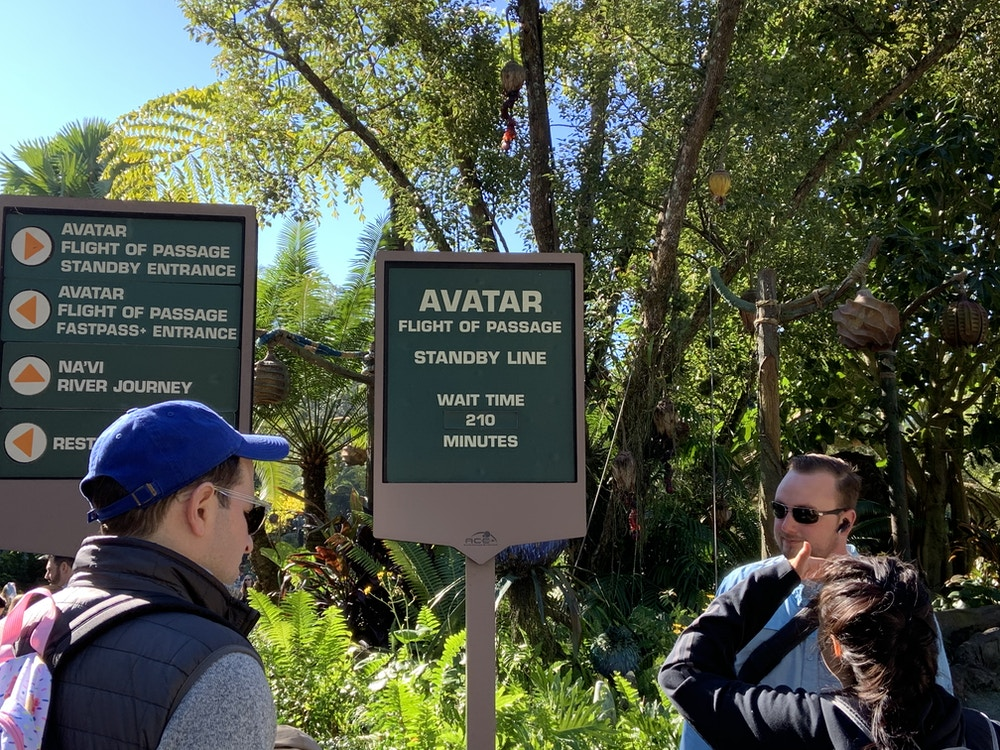 Flight of Passage sign 1/20/20 2