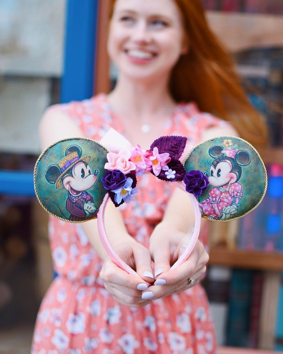 John Coulter Disney Parks Designer Collection Ears
