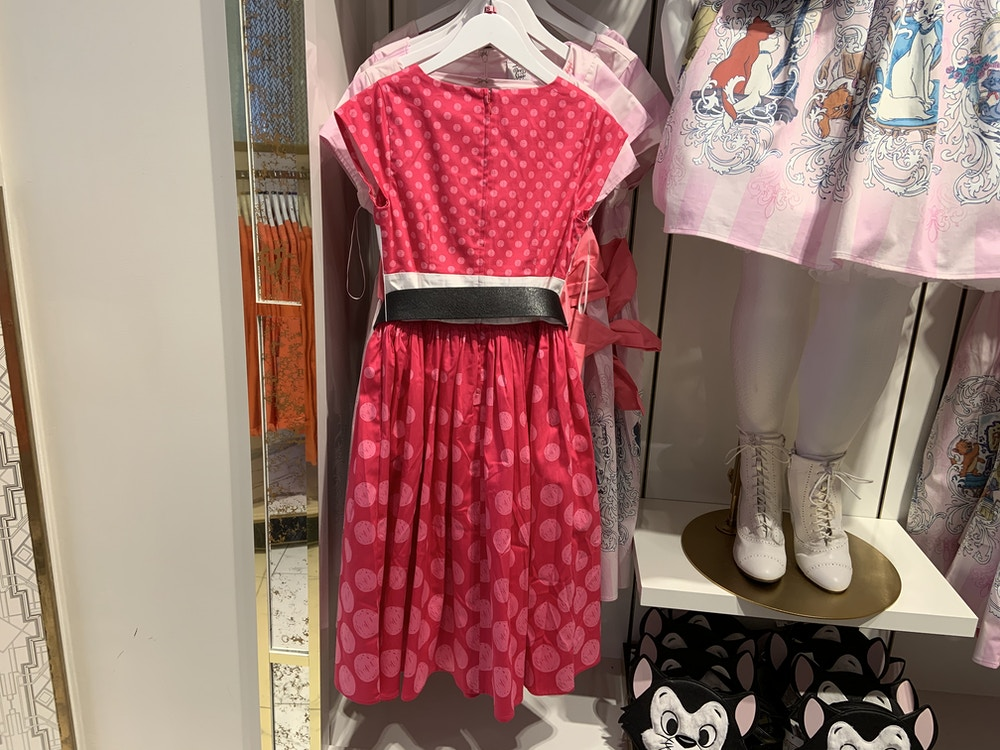 Minnie Mouse Rock the Dots dress 1/18/20 6