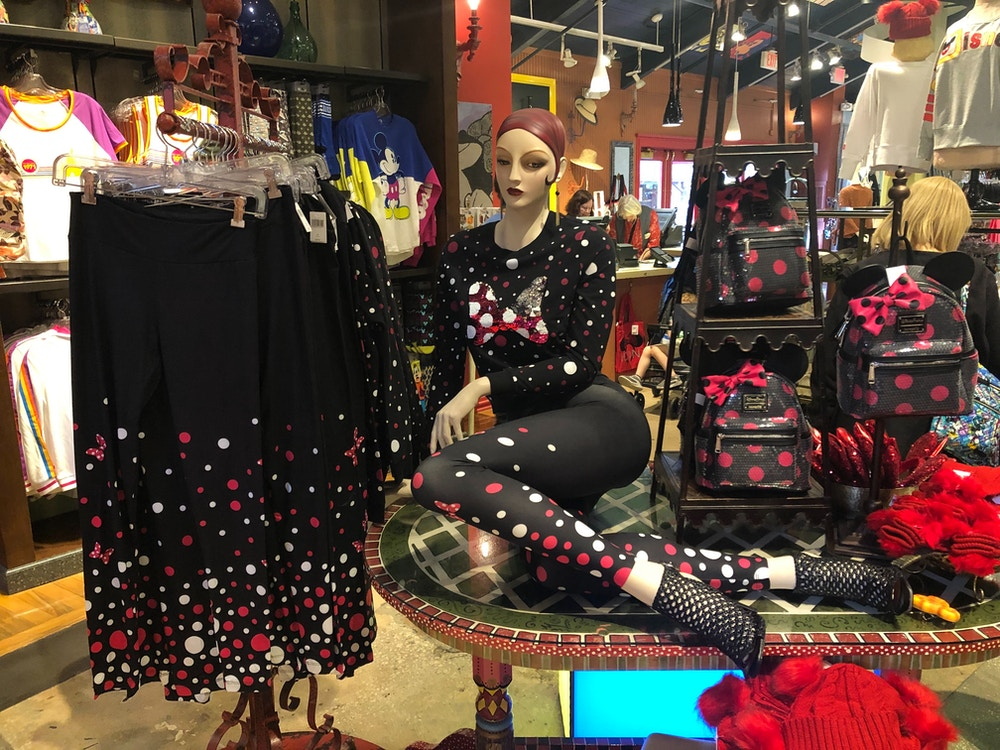 Minnie Mouse Rock The Dots collection