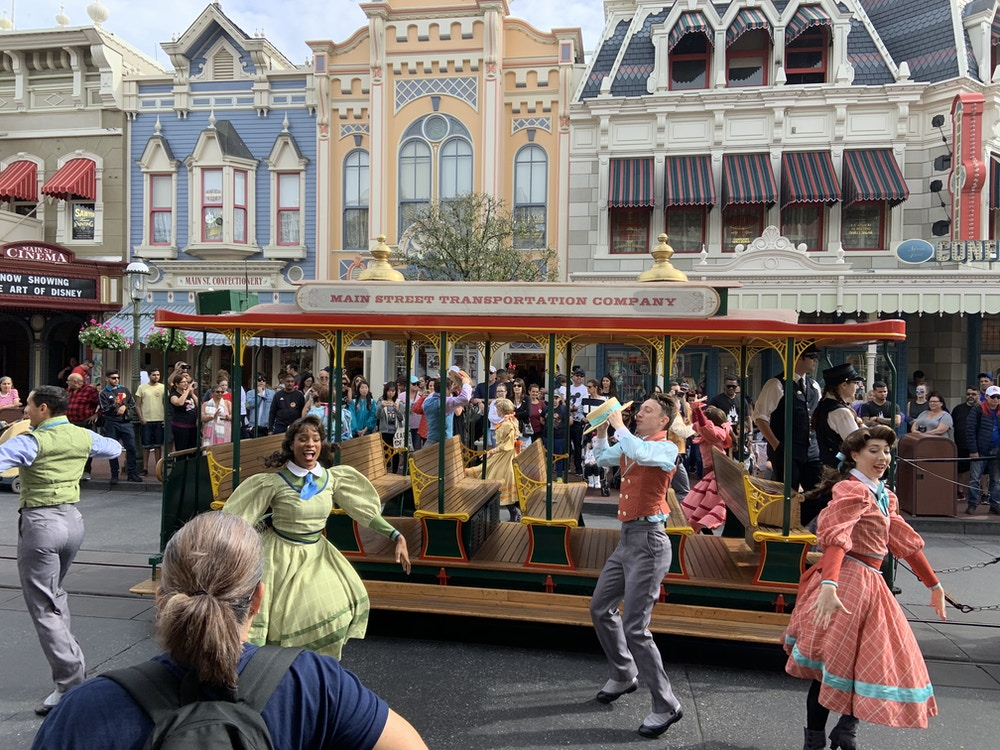 Main Street Trolley Show 1/19/20