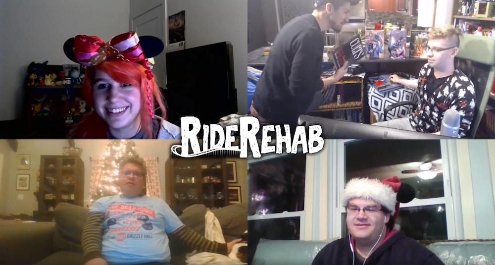 Ride Rehab 5th gate frame