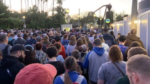 Hollywood Studios early morning 1/18/20 2