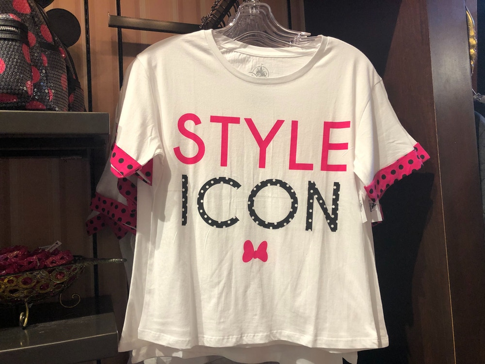 "Rock The Dots Women's ""Style Icon"" T-Shirt"