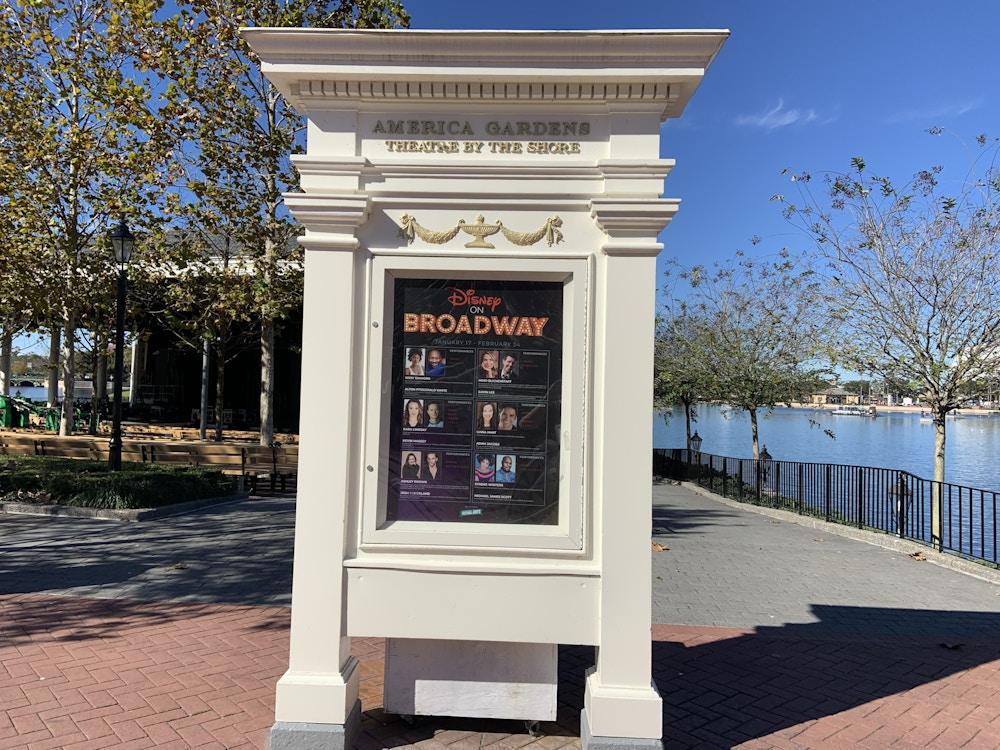 Disney on Broadway 1/8/20 1