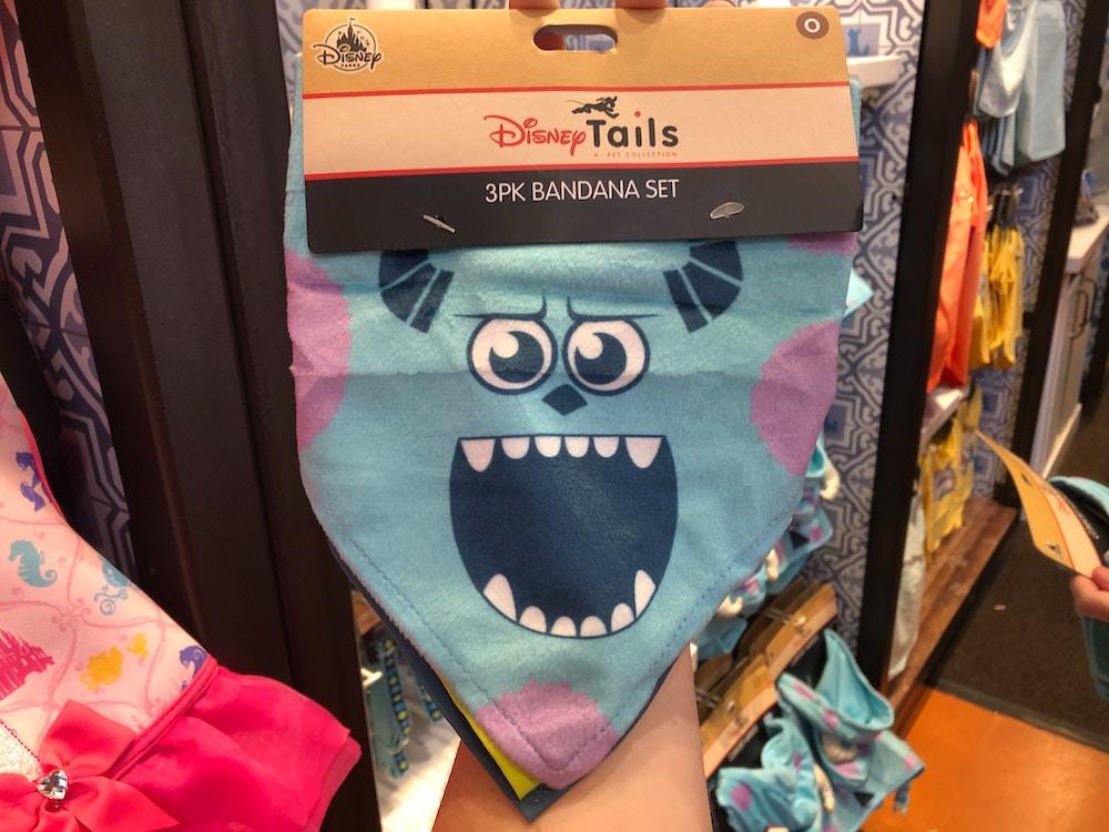 tails dog bandanna sulley