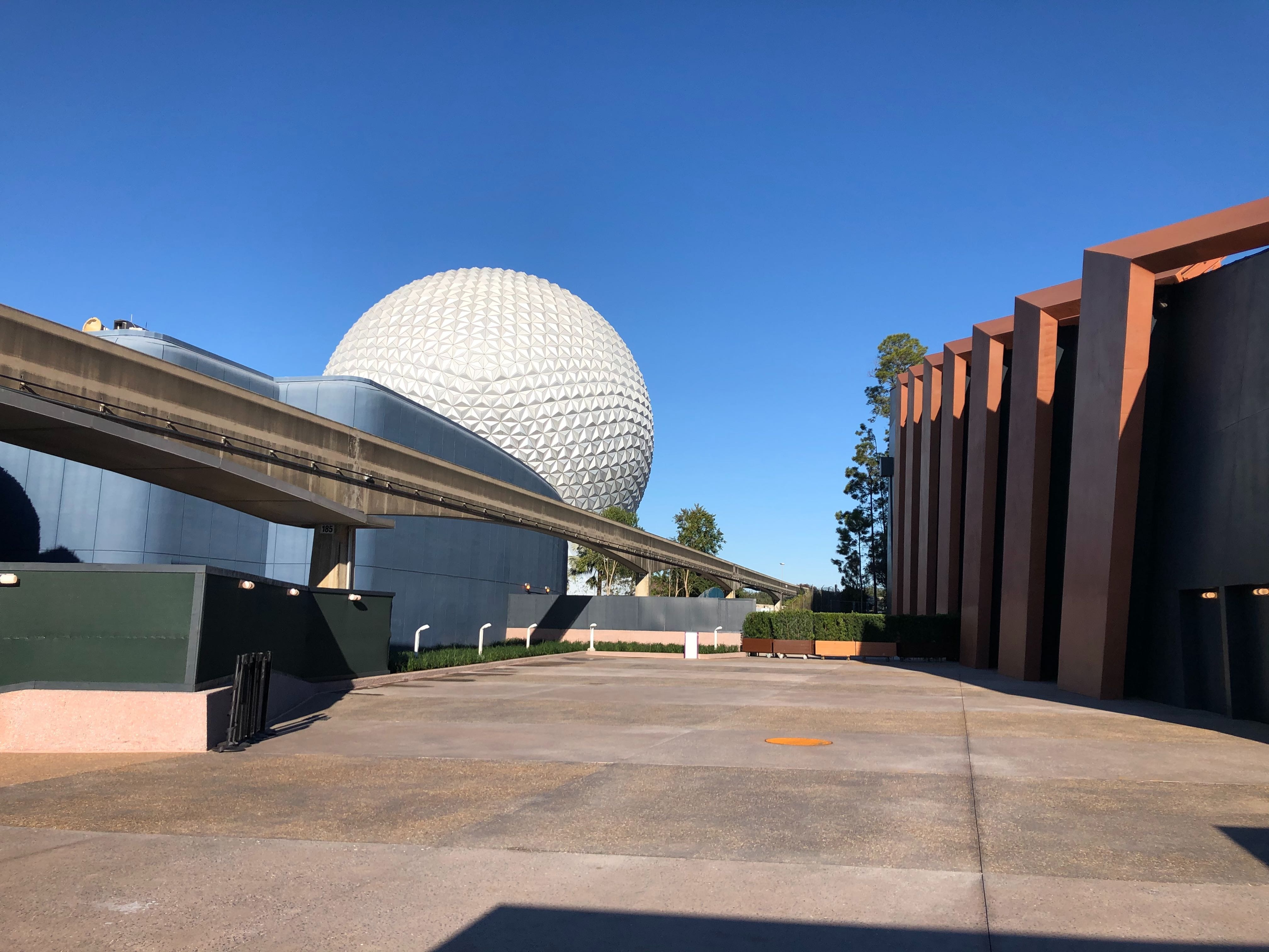 Epcot bypass