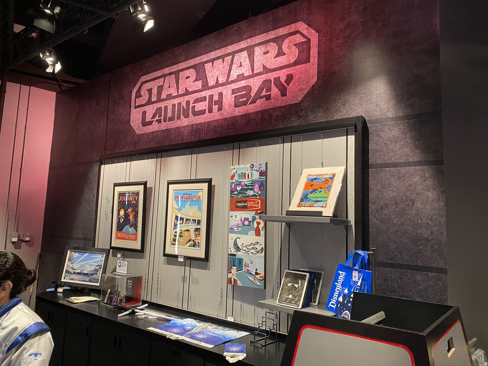 launch bay art