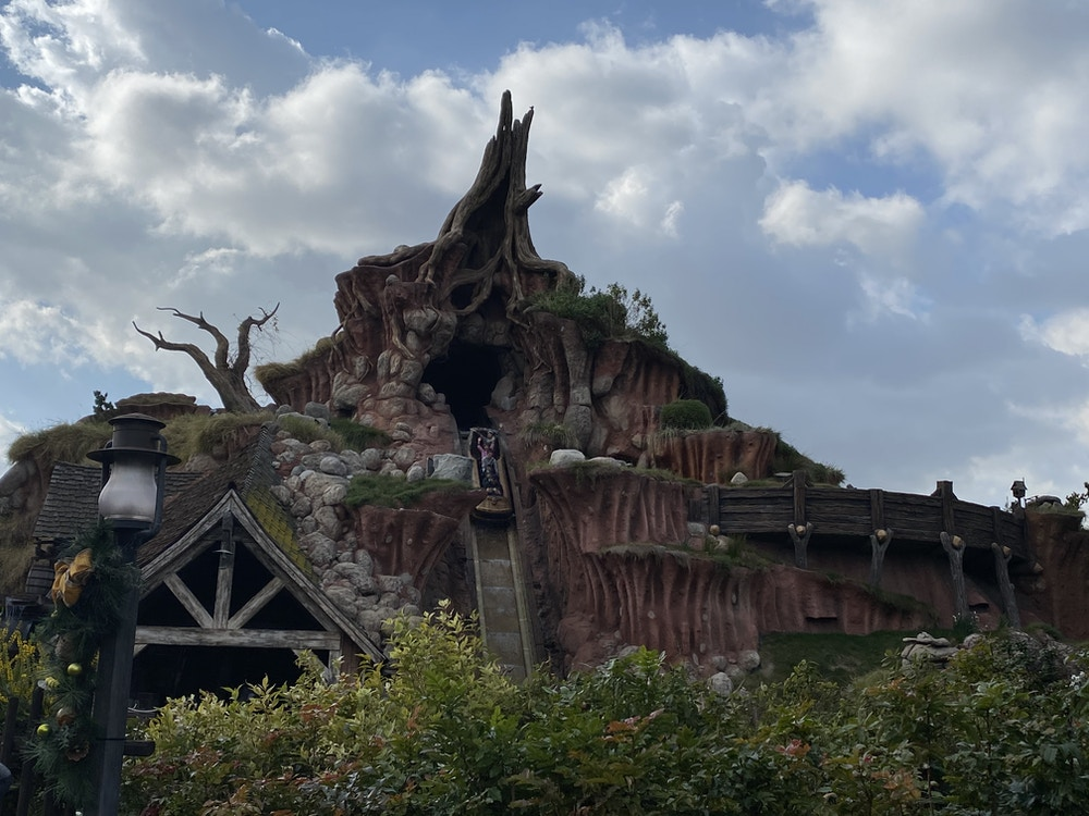 splash mountain DL