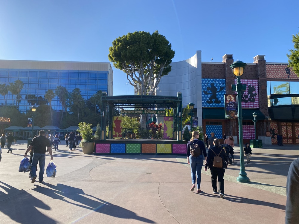 downtown disney DL 2020