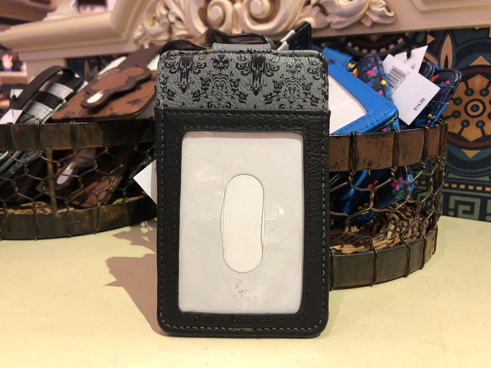 Haunted Mansion ID and Card Holder