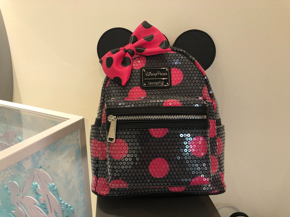 Minnie Mouse Rock The Dots Loungefly