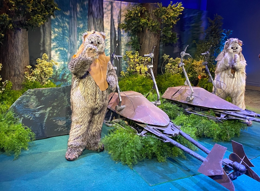 Ewoks Disneyland After Dark: 80's Nite