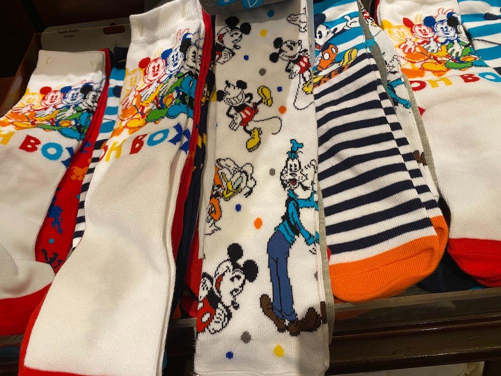 Disneyland Resort Youth Socks