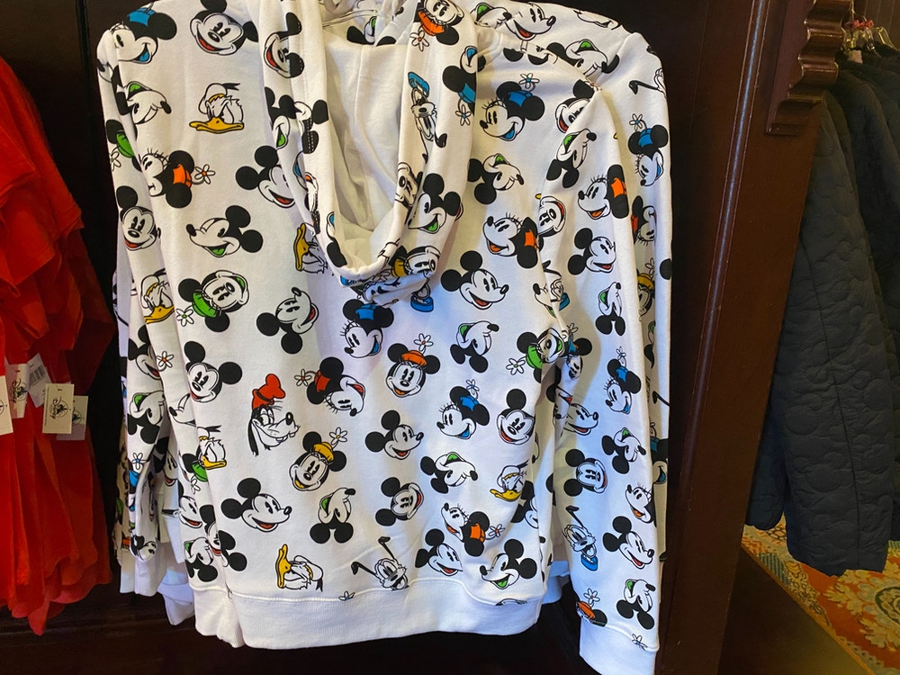 Disneyland Fab 5 Hoodie