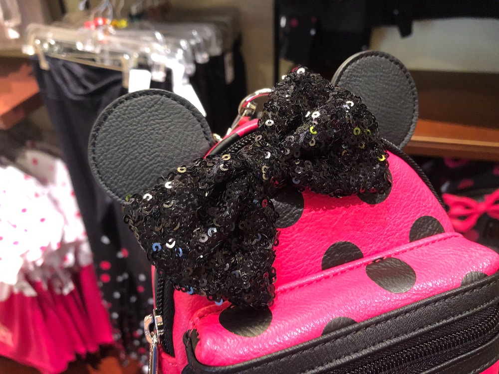 rock the dots Minnie loungefly