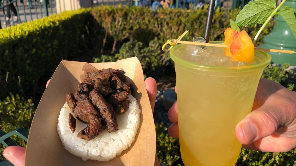 Lucky 8 Auto >> Review Smoked Beef Bulgogi And Peach Sojito At Lucky 8