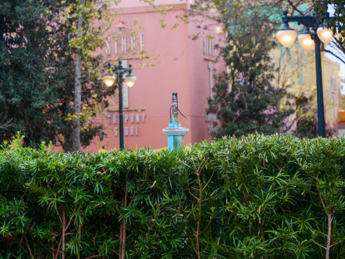 Muppetvision Fountain Refurbishment