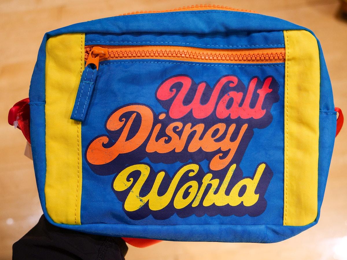 Retro Bag Blue