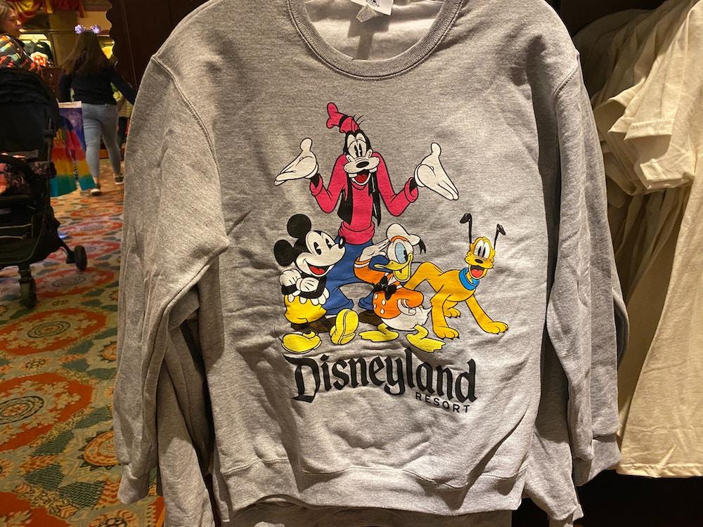 Disneyland Resort Sweatshirt