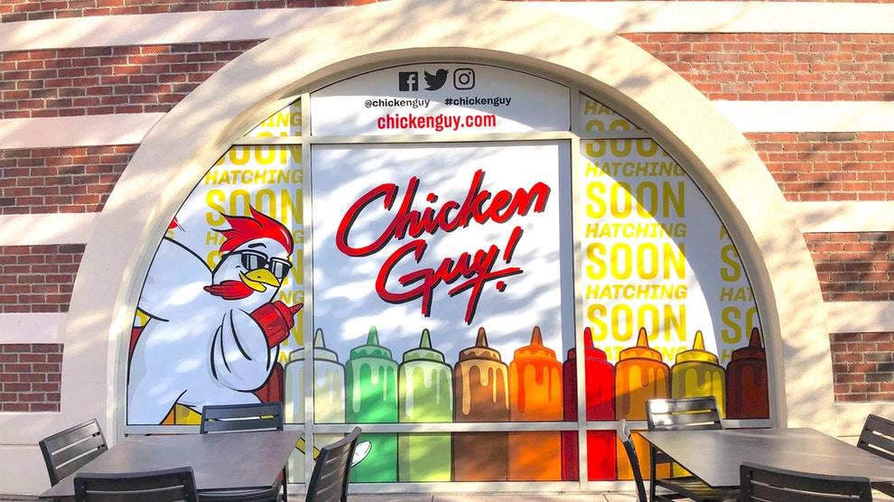 chicken guy expansion planet hollywood disney springs