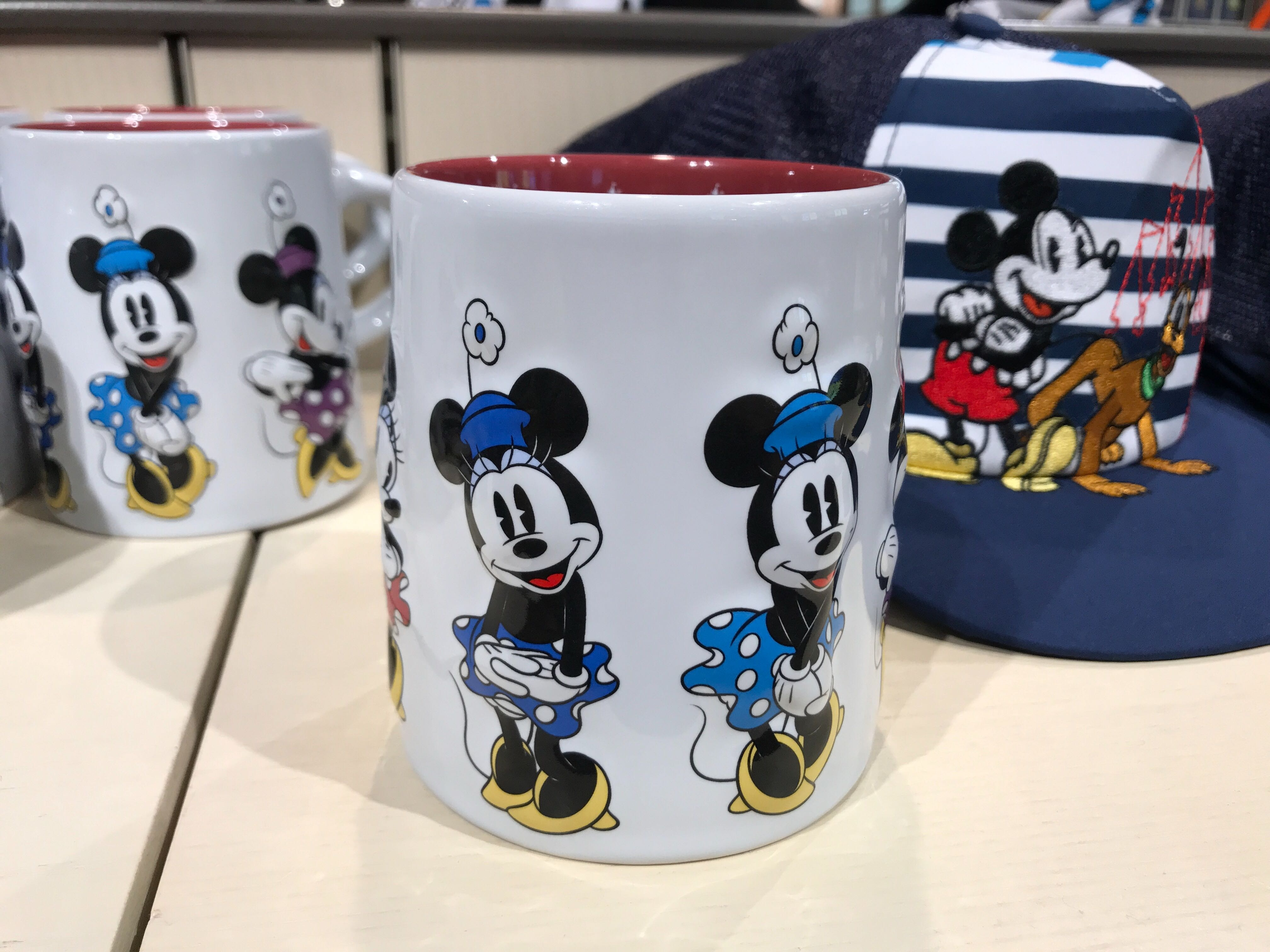Retro Rainbow Minnie Mug - $14.99