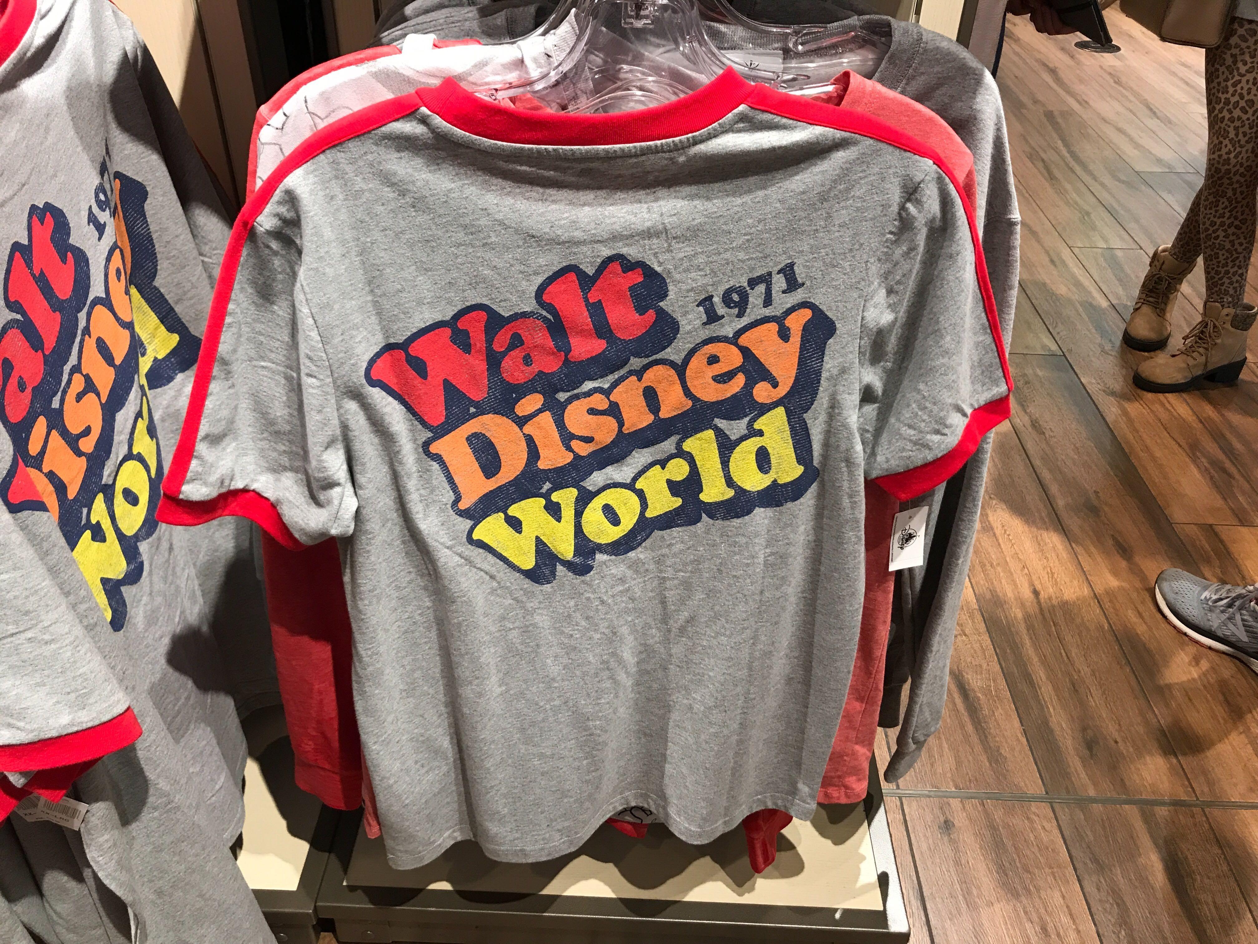 Retro Rainbow Walt Disney World Shirt - $36.99