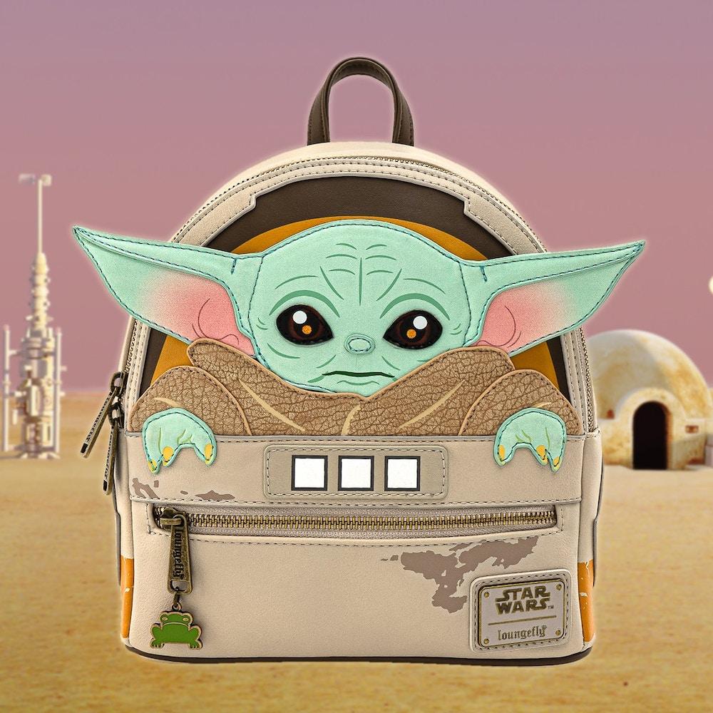 Baby Yoda Loungefly