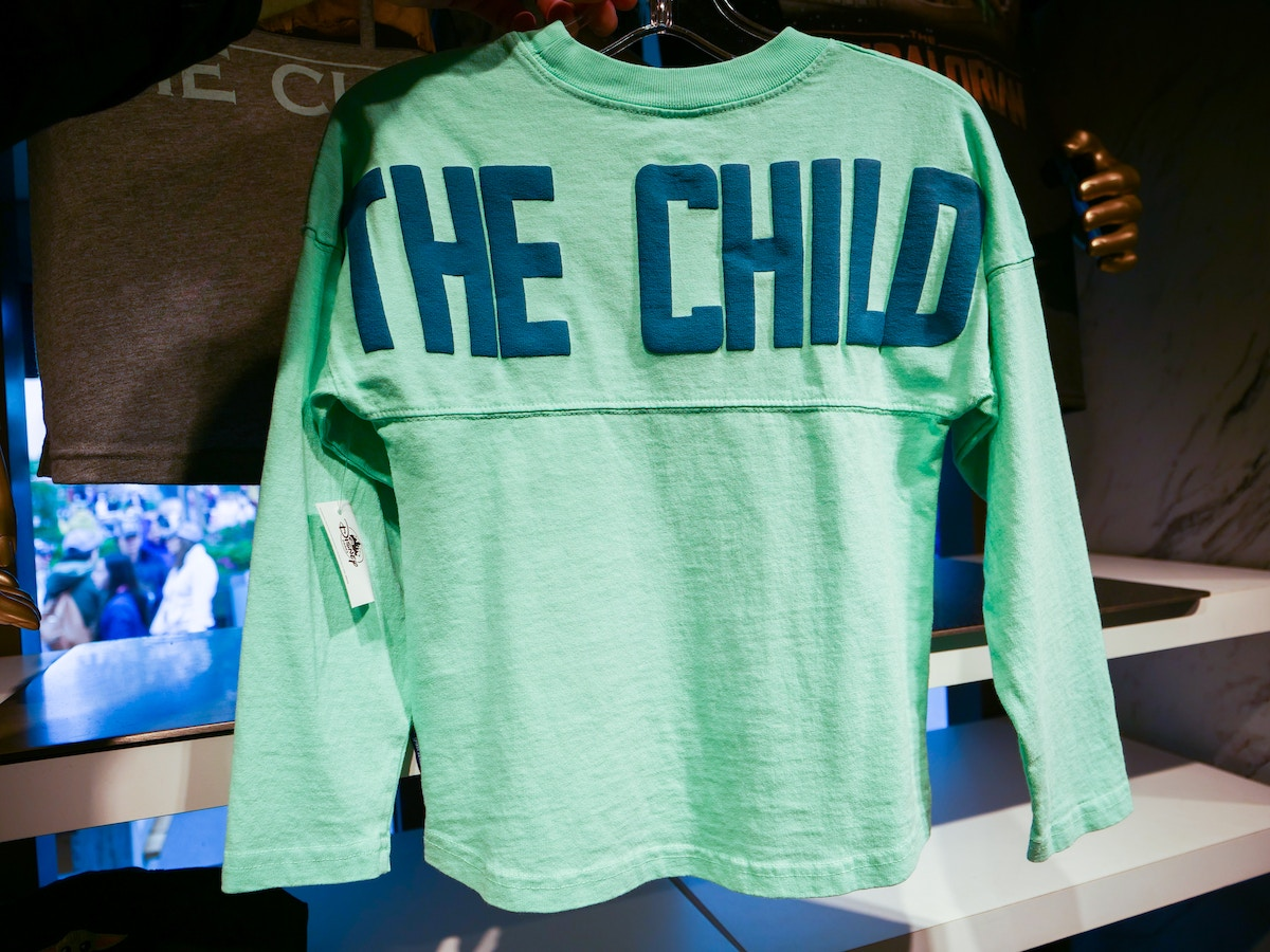 Baby Yoda Youth Spirit Jersey