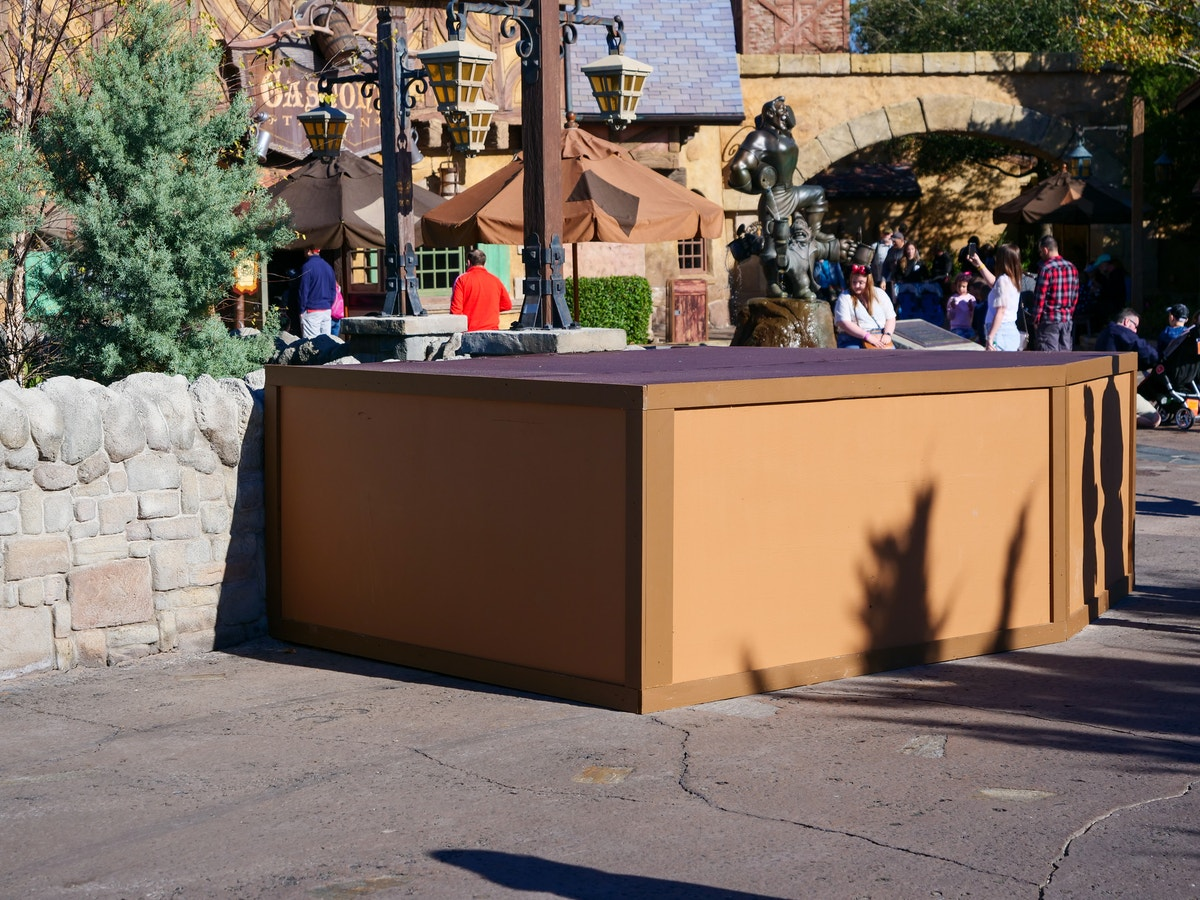 Fantasyland Construction Box