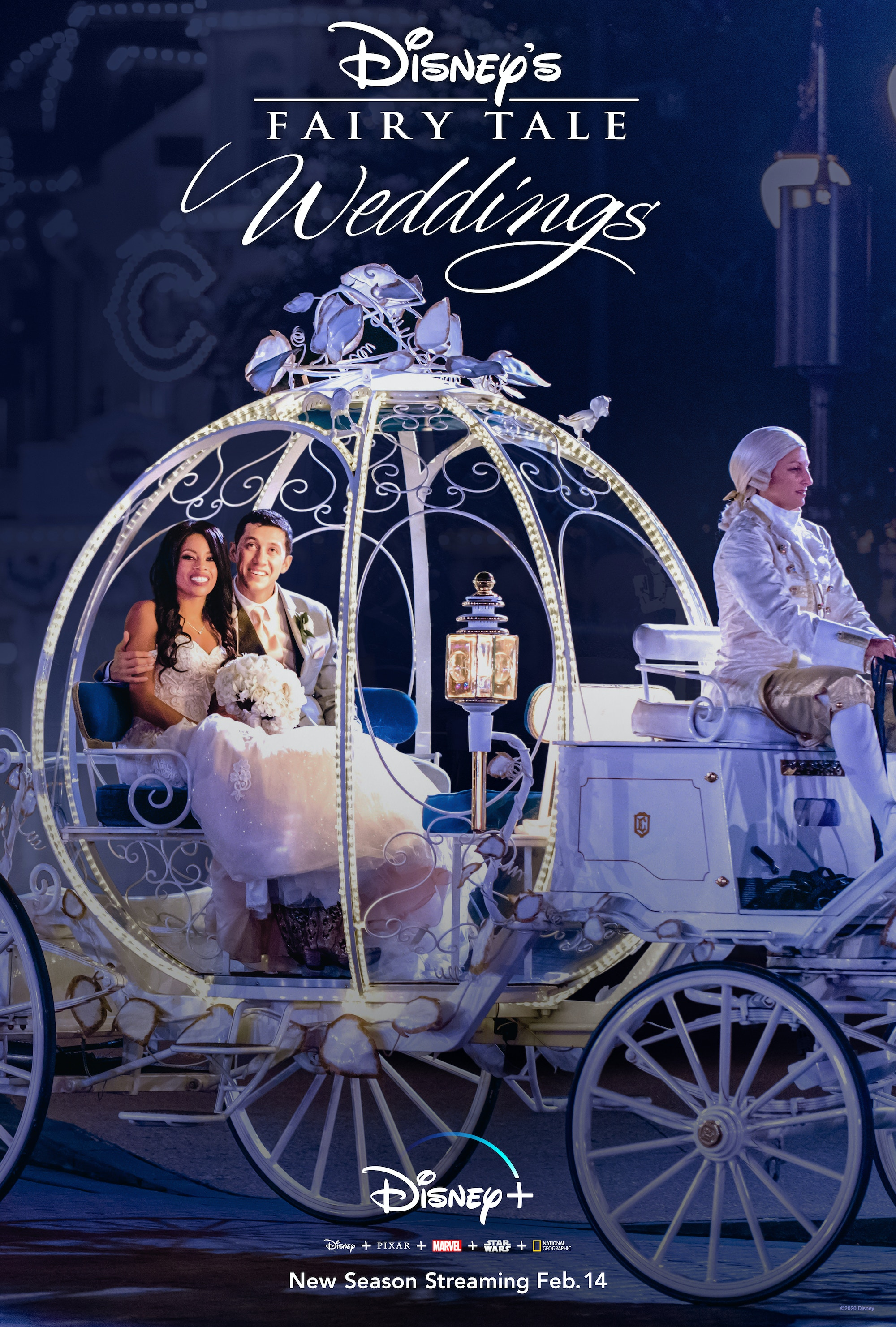 Disney's Fairy Tale Weddings Disney+