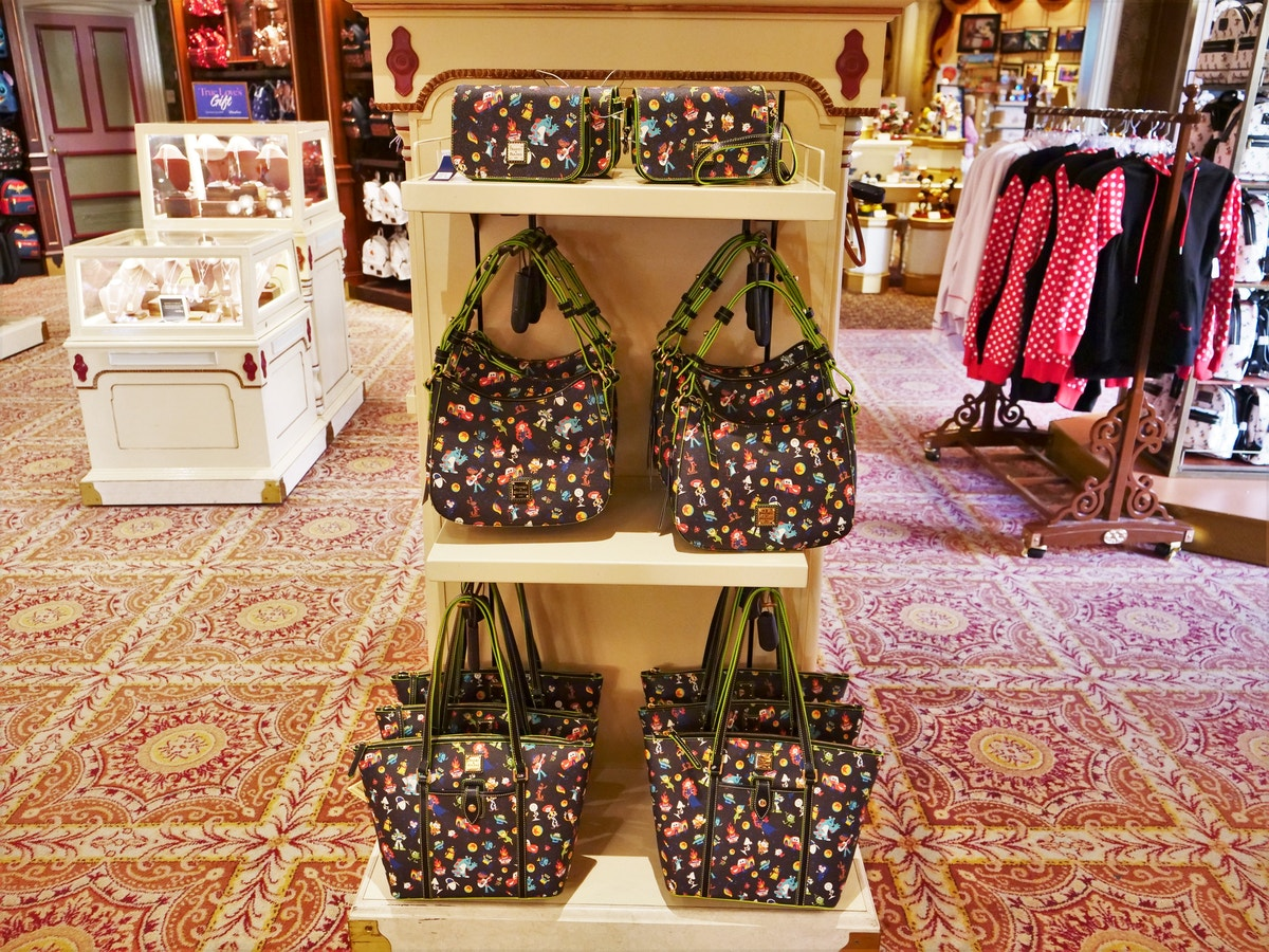 Dooney & Bourke World of PIXAR Bag Collection
