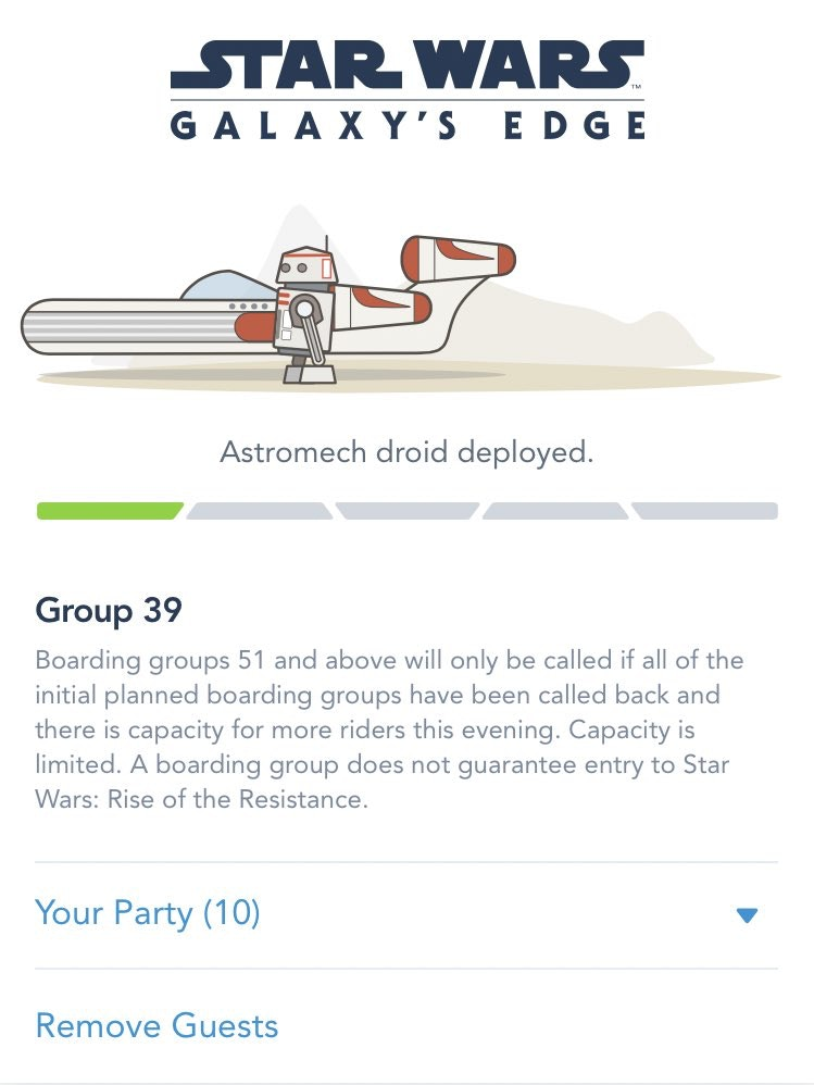 rise of the resistance boarding group screenshot
