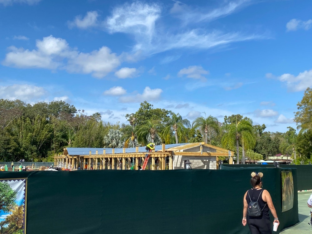 animal kingdom security construction