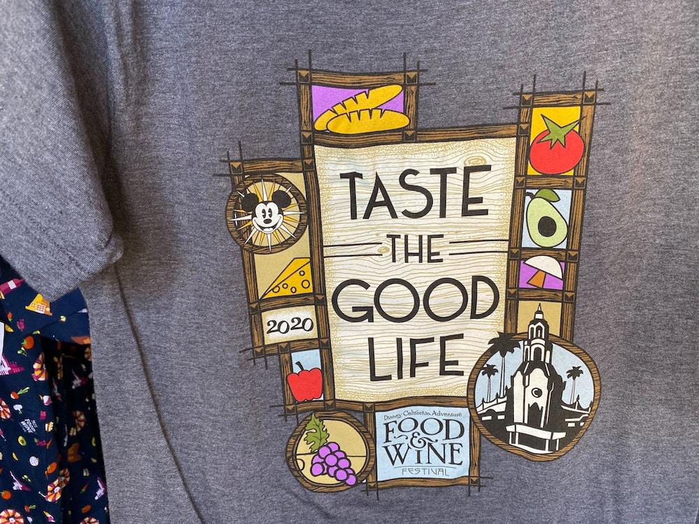 Taste the Good Life Shirt
